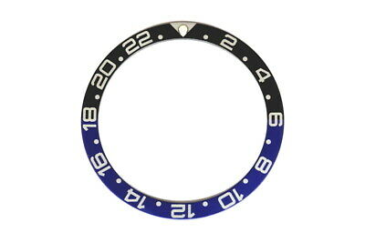 $ CDN14.22 • Buy Bezel Insert GMT Style For Seiko 7S26-0020 SKX007 7002 6309 6306 Divers - 147164