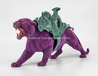 $49.99 • Buy Masters Of The Universe PANTHOR Action Figure COMPLETE Vintage MOTU Mattel (A)