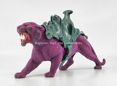 $39.99 • Buy Masters Of The Universe PANTHOR Action Figure COMPLETE Vintage MOTU Mattel (B)