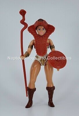 $49.99 • Buy Masters Of The Universe TEELA Action Figure COMPLETE Vintage MOTU Mattel