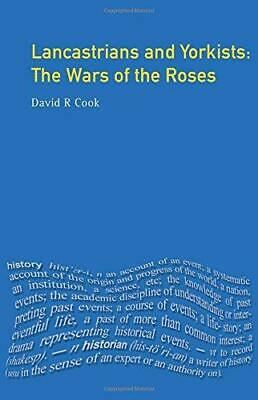 Lancastrians And Yorkists: The Wars Of The Roses (Seminar Studies In History), V • 4.08£