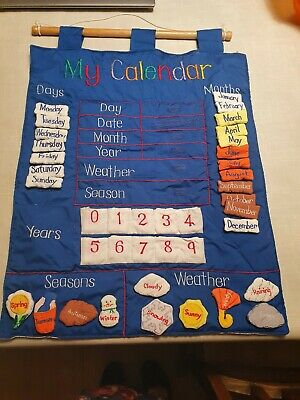 Childrens My Calender 100% Complete • 2.50£