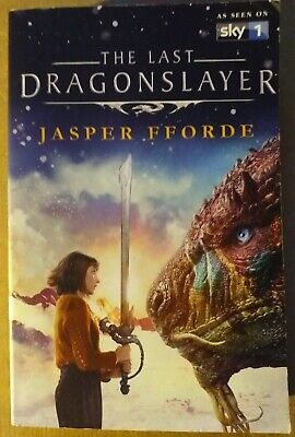 The Last Dragonslayer By Jasper Fforde (Paperback, 2016) • 5£