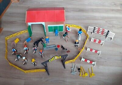 Vintage Playmobil Horse Farm Stable Pony Ranch Equestrian Collection • 22.99£