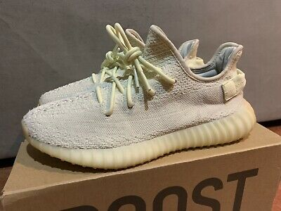 $ CDN88.23 • Buy Mens Adidas Yeezy Boost 350 V2 Size 9 Butter F36980