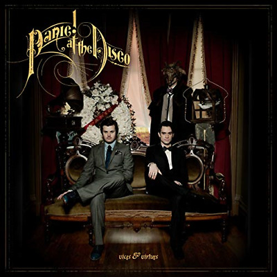 Vices & Virtues, Panic! At The Disco, Very Good CD • 3.13£