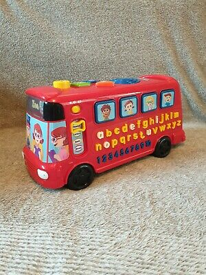 VTech Playtime Bus With Phonics • 5.99£