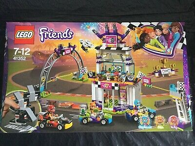 Lego Friends 41352 The Big Race Day Set  • 30£