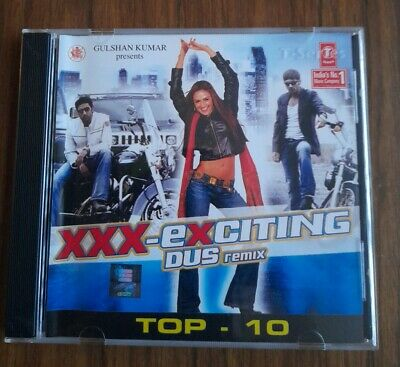 XXX EXITING DUS REMIX  - Bollywood Music CD. IN A1 CONDITION( EB5 ) • 5£