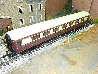 Hornby Northern Belle Coach GLAMIS 00 Gauge OO VGC But Light Damage 1 Corner • 15£