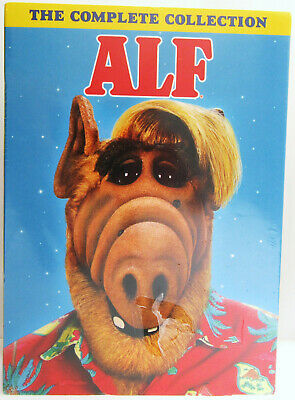 £31.04 • Buy ALF ~ The Complete Collection ~ TV Series 1-4 ~ 1986-89 ~ DVD