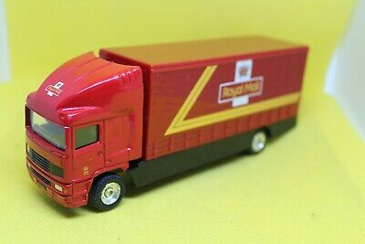 Corgi Toys ERF Curtainside Truck In Royal Mail Livery • 0.99£