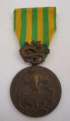 France / French Indo China Indochine Medal   • 49.99£