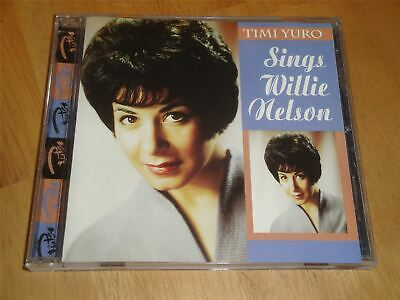 Timi Yuro – Sings The Willie Nelson Songbook CD Album • 3.99£