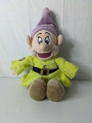 Walt Disney Company Dopey Plush Snow White And The Seven Dwarfs • 9.99£