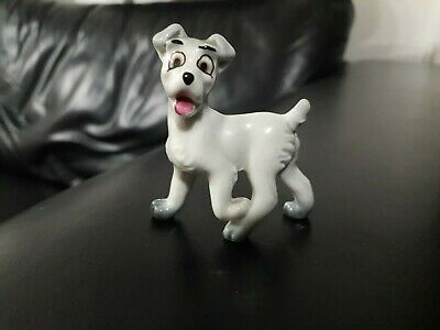 Wade Whimsies Disney Hatbox Tramp Standing 1956-65 Perfect • 12£