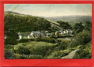 Frith's Postcard, Holford Glen Village, Quantock Hills, Somerset • 0.99£