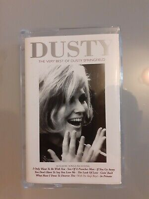 Very Best Of Dusty Springfield (Cassette) • 6.25£