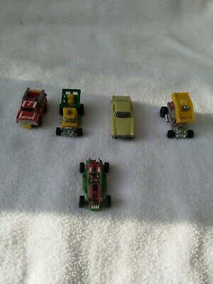 Micro Machines - Vintage Toy Cars X 5 • 0.99£