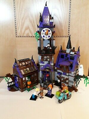 Lego Scooby Doo Mystery Mansion 75904 Plus Fred Minifigure, Instructions And Box • 63£