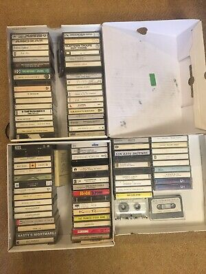 Various Vintage Rock Metal Demo Tapes 80s/90's - PRICE IS PER TAPE • 10£