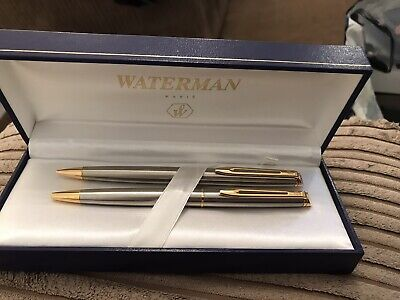 Cross And Waterman Pen Collection • 5.50£