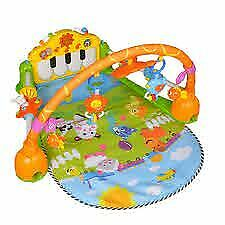 £25 • Buy Venture Mini Me And Friends Kick And Play Piano Gym 3in1 Baby Activity Mat