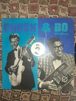 Chuck Berry Amd And Bo Diddley Pye Ep Rock N Roll  • 2.99£