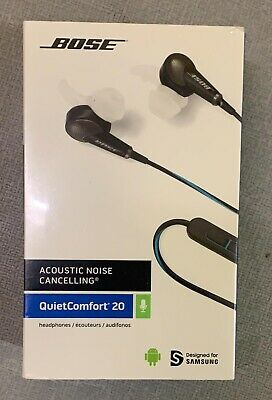 Bose QuietComfort® 20 Acoustic Noise Cancelling™ QC20 Headphones – Android • 130£