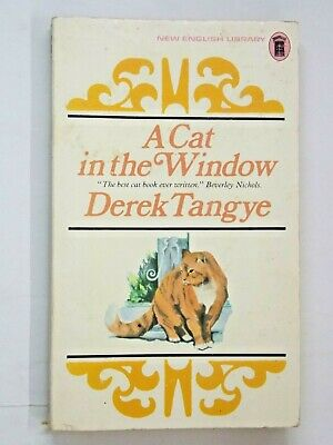 A Cat In The Window By Derek Tangye 1974 Reprint • 0.99£