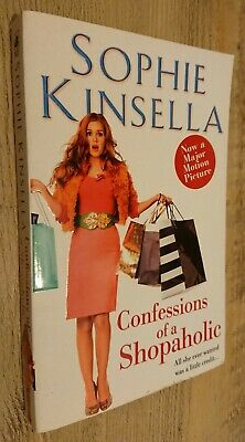 Sophie Kinsella Confessions Of A Shopaholic • 2£