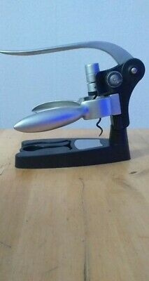 Vacu Vin Lever Corkscrew With Stand • 9.70£