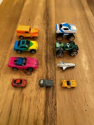 Micro Machines Bundle Cars And Plane/Space Ship Vintage 1990s • 9.99£