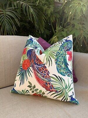 Peacock Cushion Cover  • 9.99£