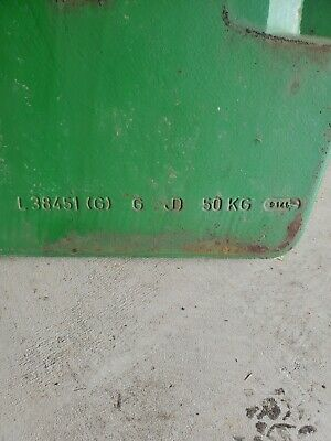 AU595 • Buy John Deere Tractor Weights