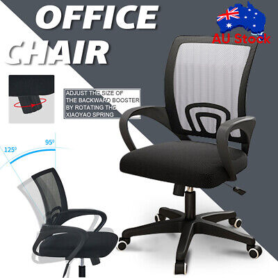 AU64.99 • Buy Gaming Office Chair Ergonomic Computer Chair Mesh Desk Executive Black Chairs