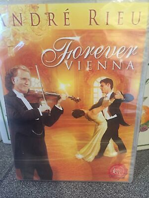 Andre Rieu Forever Vienna Dvdalmost 4 Hours Playing Time • 2.50£