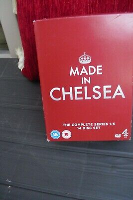Made In Chelsea Box Set 1 To 5 • 1.99£