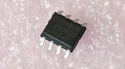 £180.99 • Buy 1-Wire Line Driver To RS-232 SMD Maxim Dallas DS2480B+ 8-Pin SOIC SMT NEW 105pcs