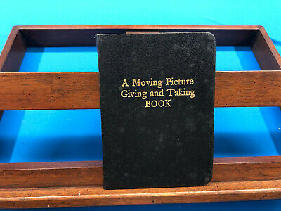 £36.56 • Buy A Moving Picture Giving And Taking Book- Stan Brakhage, 1971