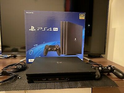 AU310 • Buy Sony PlayStation 4 Pro 1TB- PS4 Pro With 3 Games