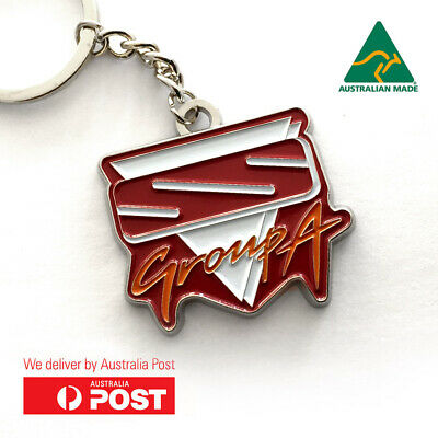 AU12.95 • Buy Group A SS VN Commodore Holden Keyring KeyChain Chrome Hdt