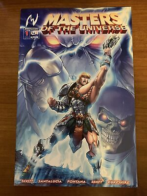 $9 • Buy 2004 Masters Of The Universe Volume 3 Issue 1 Standard Cover - MINT