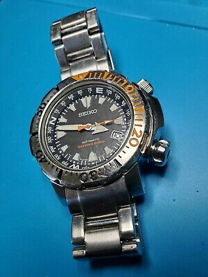 $ CDN607.71 • Buy Seiko Land Monster Automatic Watch 7S35-00F0 Shipped From USA