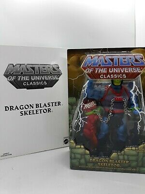 $94 • Buy Masters Of The Universe Classics - Dragon Blaster Skeletor Mint Cond. Figure A46