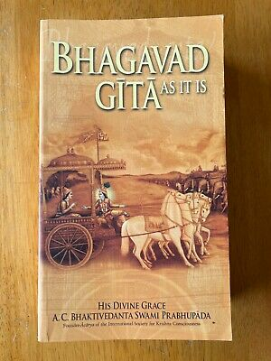 AU10 • Buy Bhagavad Gita As It Is - His Divine Grace A C Bhaktivedanta Swami Prabhupada