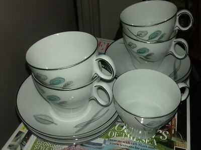 NORITAKE CHINA Part Tea Set 13 Pieces • 9.99£