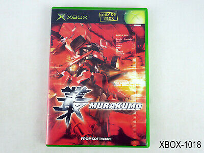 AU27.07 • Buy Murakumo Xbox Japanese Import NTSC-J Japan JP OG Region Locked US Seller