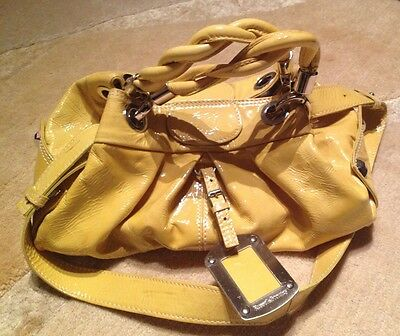 Russell And Bromley Real Patent Leather Bag • 50£