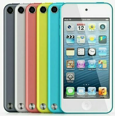 £66.66 • Buy Apple IPod Touch 5th Generation -16GB/32GB/64GB - All COLORS/3MONTHS WARRANTY